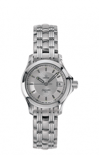 Seamaster 120M Automatic 25 Stainless Steel / Silver