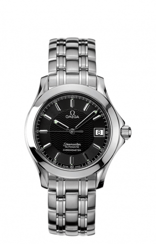 Seamaster 120M Automatic 36.25 Stainless Steel / Silver