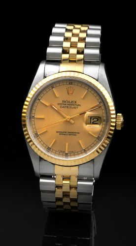 Datejust 16233 Gold