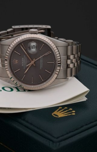 Datejust 16234 Grey Tapestry