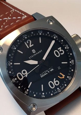 Aviation GMT Automatic
