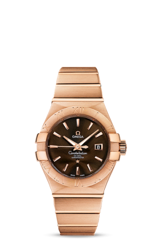 Constellation Co-Axial 31 Red Gold / Brown