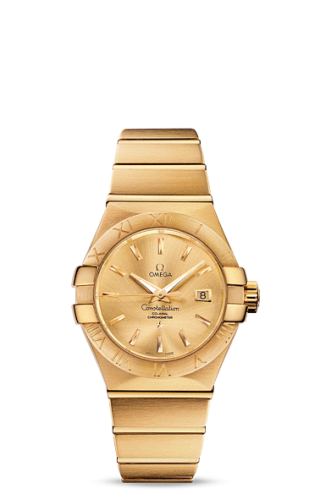 Constellation Co-Axial 31 Yellow Gold / Champagne