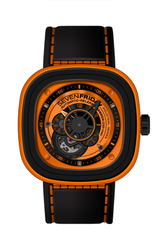 P1/03 Industrial Essence Orange