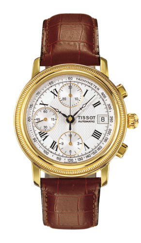 Bridgeport Automatic Chronograph Yellow Gold