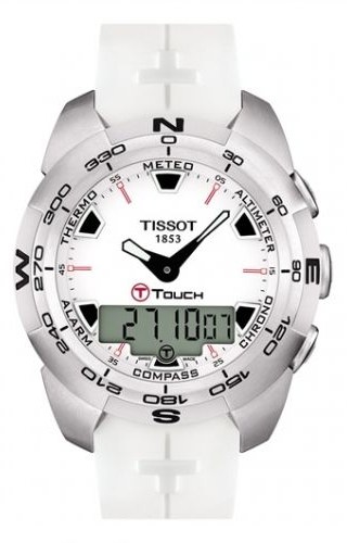 T-Touch Expert White Rubber