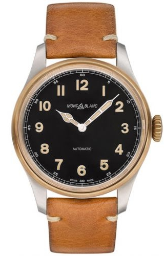 1858 Automatic Stainless Steel / Bronze / Black