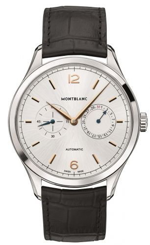Heritage Chronometrie Collection Twincounter Date