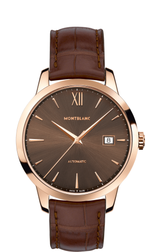 Heritage Spirit Automatic 39mm Red Gold Brown