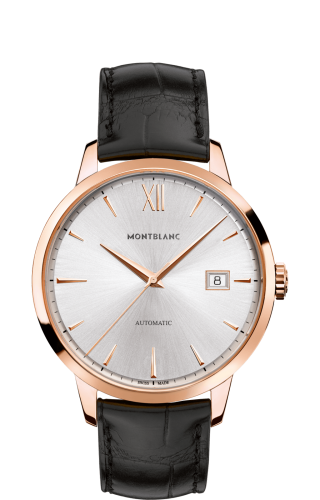 Heritage Spirit Date Automatic 39mm Red Gold