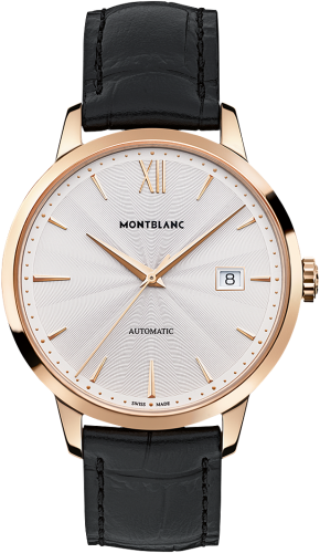 Heritage Spirit Date Automatic 39mm Red Gold Guilloche