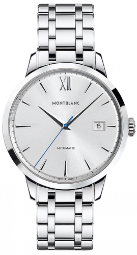 Heritage Spirit Date Automatic 39mm Stainless Steel Bracelet