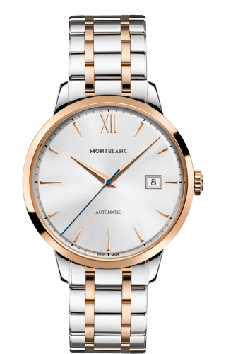 Heritage Spirit Date Automatic 39mm Two Tone Bracelet