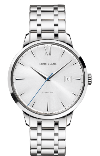 Heritage Spirit Date Automatic 41mm Stainless Steel Bracelet