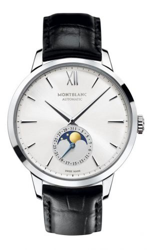 Heritage Spirit Moonphase 39mm Stainless Steel