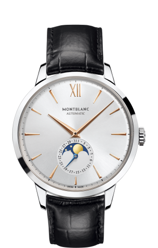 Heritage Spirit Moonphase 41mm Stainless Steel