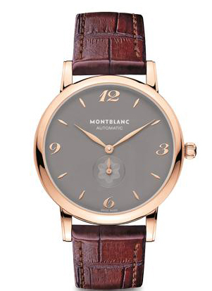Star Classique Automatic Red Gold / Grey