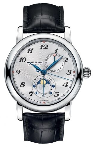 Star Traditional Twin Moonphase