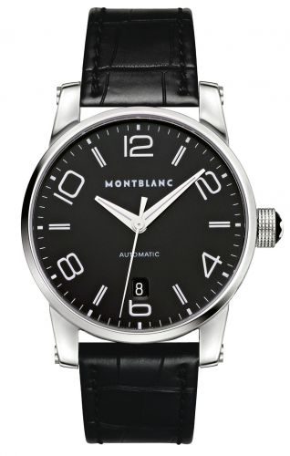 TimeWalker Date Automatic 4810 39 Black