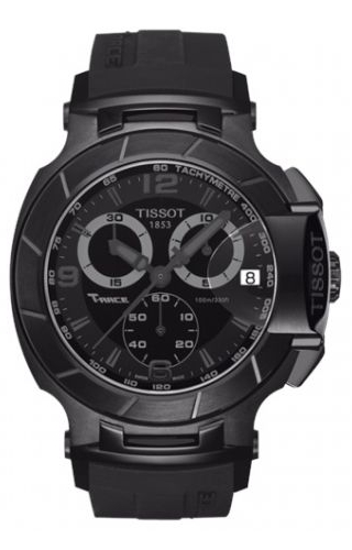 T-Race Quartz Black Black