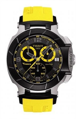 T-Race Quartz Yellow