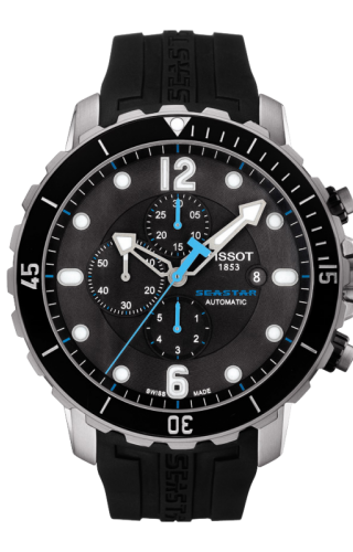 Seastar 1000 Automatic Chronograph Ceramic