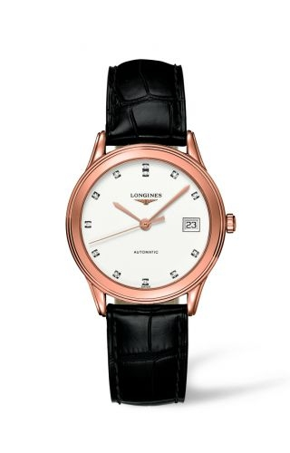 Flagship 35.6 Automatic Pink Gold