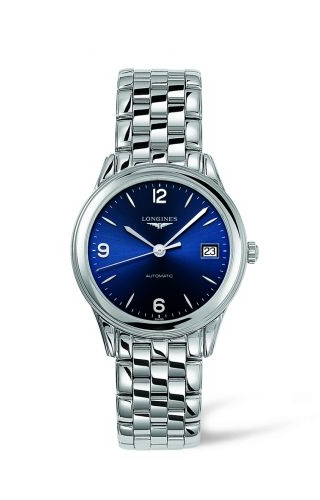 Flagship 35.6 Automatic Stainless Steel Blue