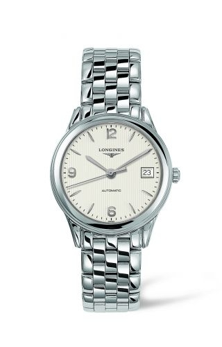 Flagship 35.6 Automatic Stainless Steel Cream