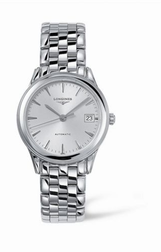 Flagship 35.6 Automatic Stainless Steel Silver