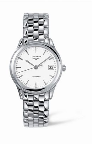 Flagship 35.6 Automatic Stainless Steel White