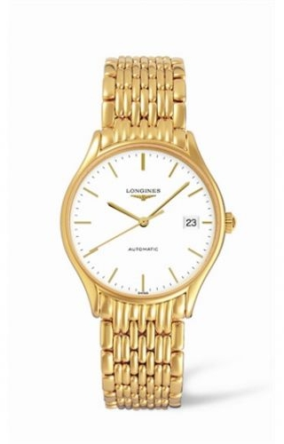 Lyre 35 Automatic Yellow