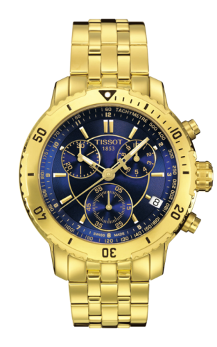 PRS 200 Quartz Chronograph Gold