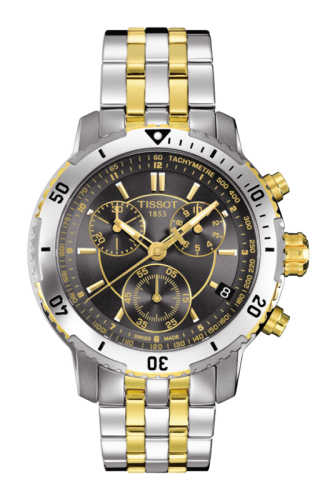 PRS 200 Quartz Chronograph Two Tone Grey