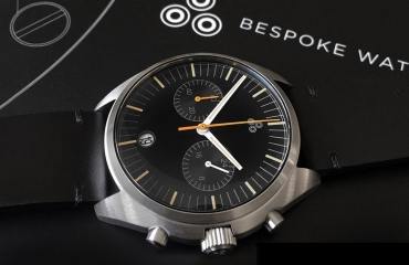 Giới thiệu đồng hồ Bespoke Watch Projects 72 Flyback Chronograph