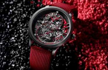 Giới thiệu đồng hồ Jaquet Droz Grande Seconde Skelet-One Only Watch 2019