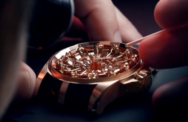Roger Dubuis ra mắt phiên bản Excalibur Knights of the Round Table IV