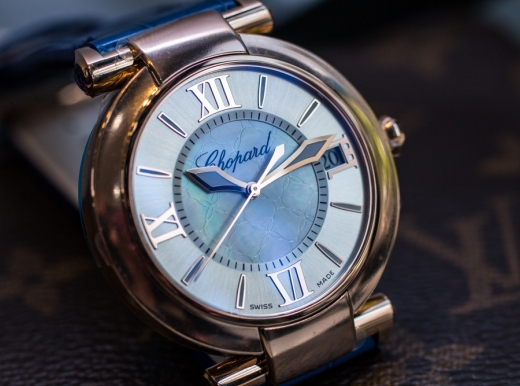 Lên tay đồng hồ Chopard Imperiale Automatic 40